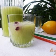 фото рецепта Лимонад из огурцов
