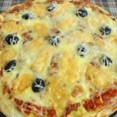 «Крестьянская» пицца