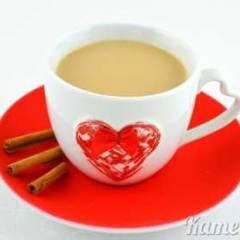 Чай с молоком и пряностями (Масала чай)