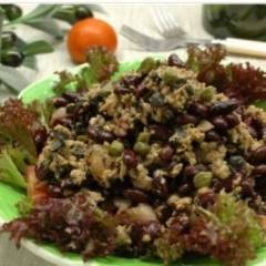 """фото рецепта """"Мальтийский"""" салат"""