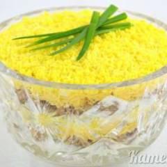 фото рецепта Салат «Мимоза»