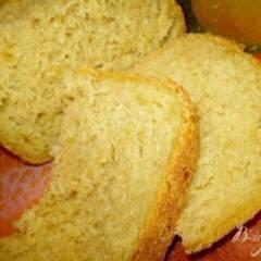 Хлеб с пшеничными отрубями и жареным луком