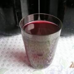 Простая настойка из черноплодной рябины