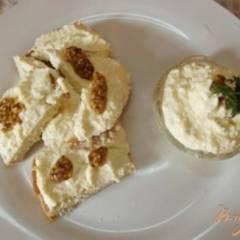 Закуска из зерновой горчицы
