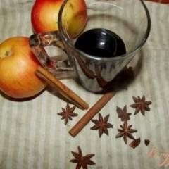фото рецепта Яблочный глинтвейн