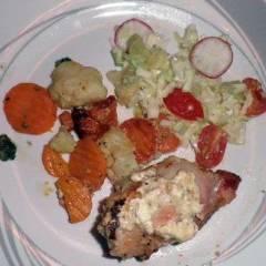 фото рецепта Куриные окорочка в сметанном соусе