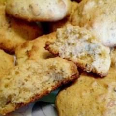 Кукурузное печенье с орехами от производителя