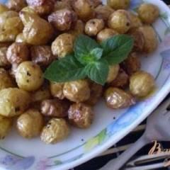 Картофель во фритюре