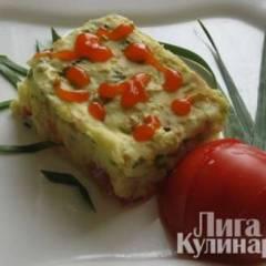 Картофельная запеканка по-русски