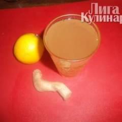 фото рецепта Имбирный напиток для похудения