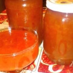 фото рецепта Янтарный сливовый джем