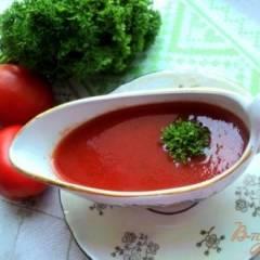 Домашний кетчуп из томатного сока