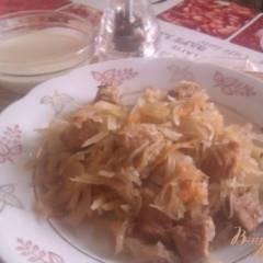 Бигос со свининой