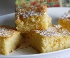 Лимоный пирог