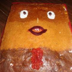 """фото рецепта Торт """"Медовый""""  на ряженке"""