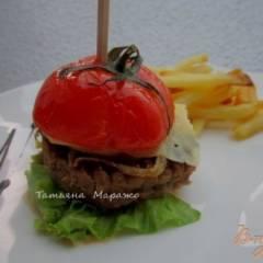 фото рецепта Бургер по-новому