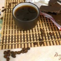 фото рецепта Заварной кофе с кордомоном