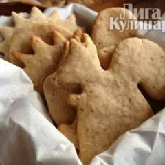 Имбирное печенье (рецепт Марты Стюарт)