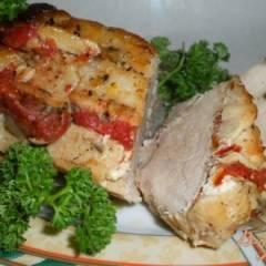 Свинина маринованная, запеченная в рукаве