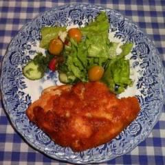 фото рецепта Рыба в кляре