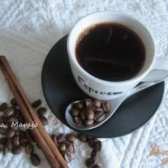 фото рецепта Кофе с вишневым соком и пряностями