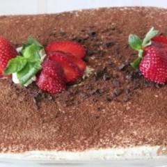Итальянский классический десерт: Тирамису