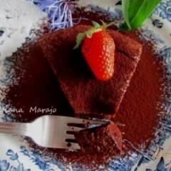 Шоколадный пирог с сыром Маскарпоне