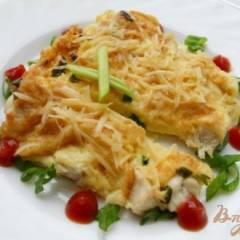 фото рецепта Филе куриное с яйцом