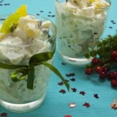 фото рецепта Салат из фруктов