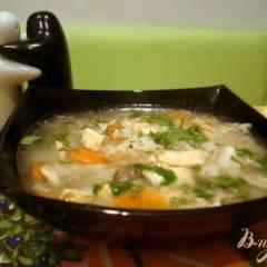 Рыбный суп из голов