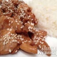 фото рецепта Курица терияки