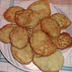 фото рецепта Оладушки из кабачков