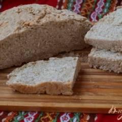фото рецепта Хлеб из овсянки