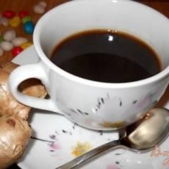 фото рецепта Кофе с имбирем по-йеменски