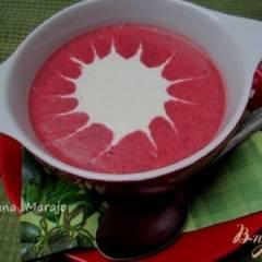 Фасолевый суп по-кубински