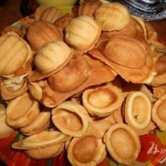 фото рецепта Тесто для песочных орешков