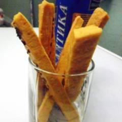 фото рецепта Печенье к пиву