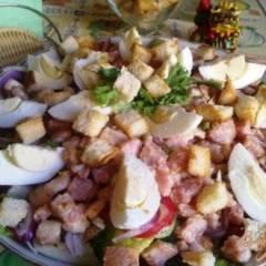 фото рецепта Деревенский салат