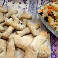 фото рецепта Традиционные блюда на Крещение Господне.