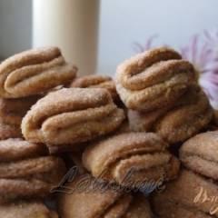 Сахарно-творожное печенье
