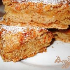 Яблочный венгкрский пирог