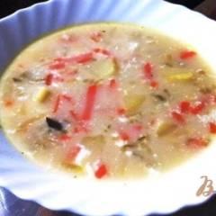 Огуречный суп по-польски