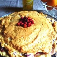 Венский фруктовый пирог