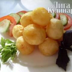 Картошечка по-боярски
