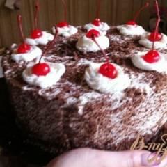 Шварцвальдский вишневый торт (