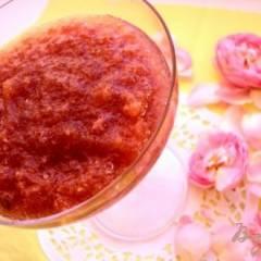 Варенье из чайной розы. Два варианта приготовления: сухое и шоковое.