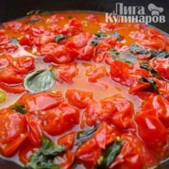фото рецепта Соус для спагетти из помидоров черри