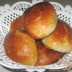 Пирожки с изюмом на кефире