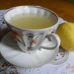 фото рецепта Имбирный чай для похудения.