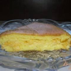 Вкусный сырный пирог